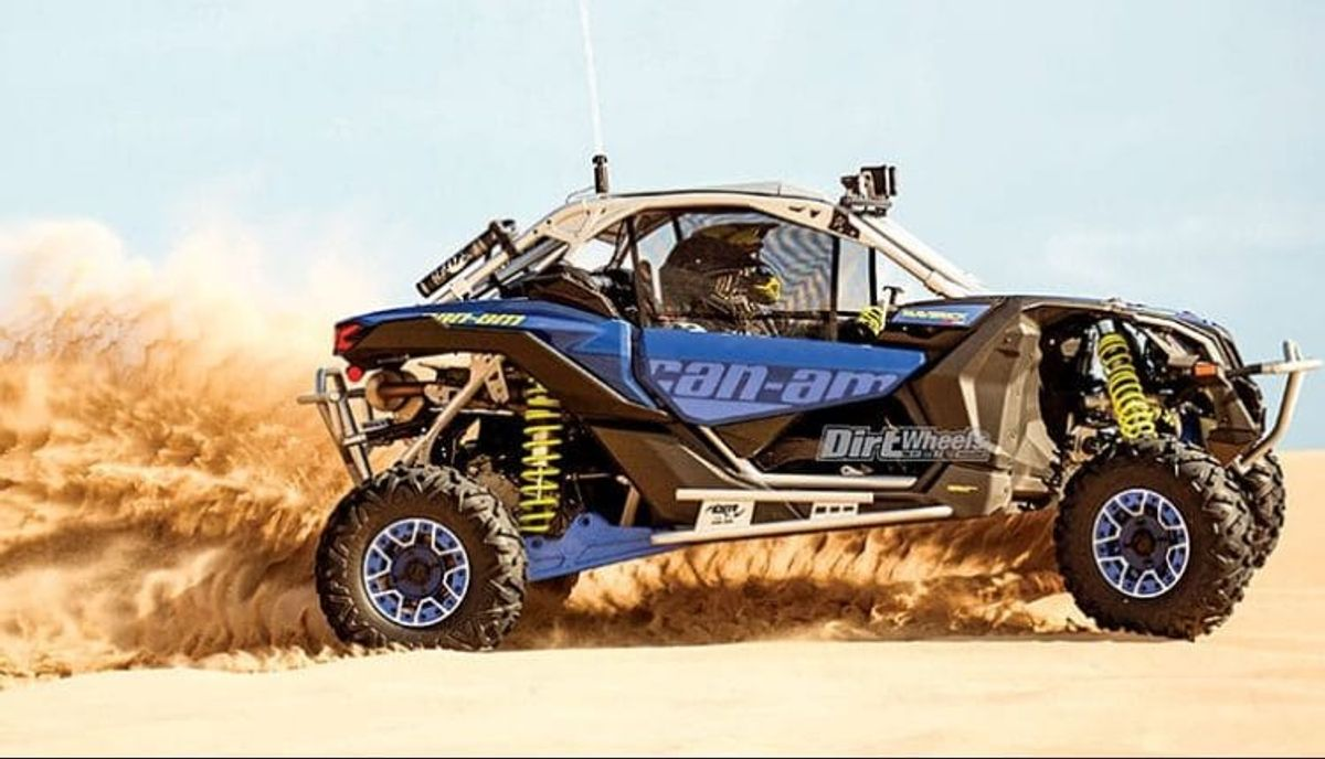 2020 CAN-AM LINEUP