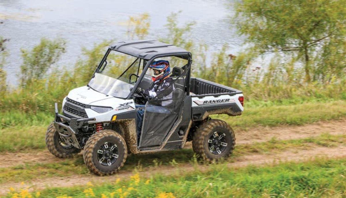 2021 Polaris Ranger XP 1000 Trail Boss