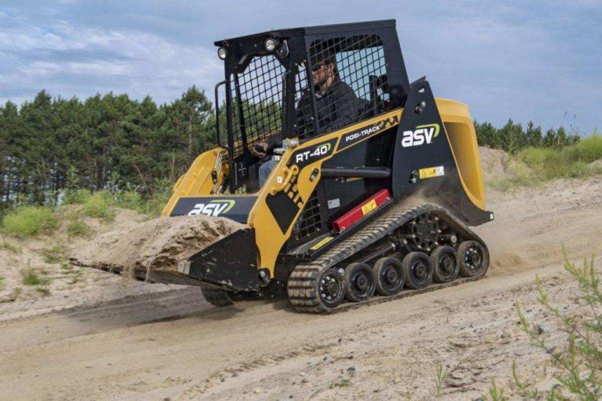 ASV Offers 2-year/2,000-Hour CTL, Skid Warranty; Guarantees No Derailment