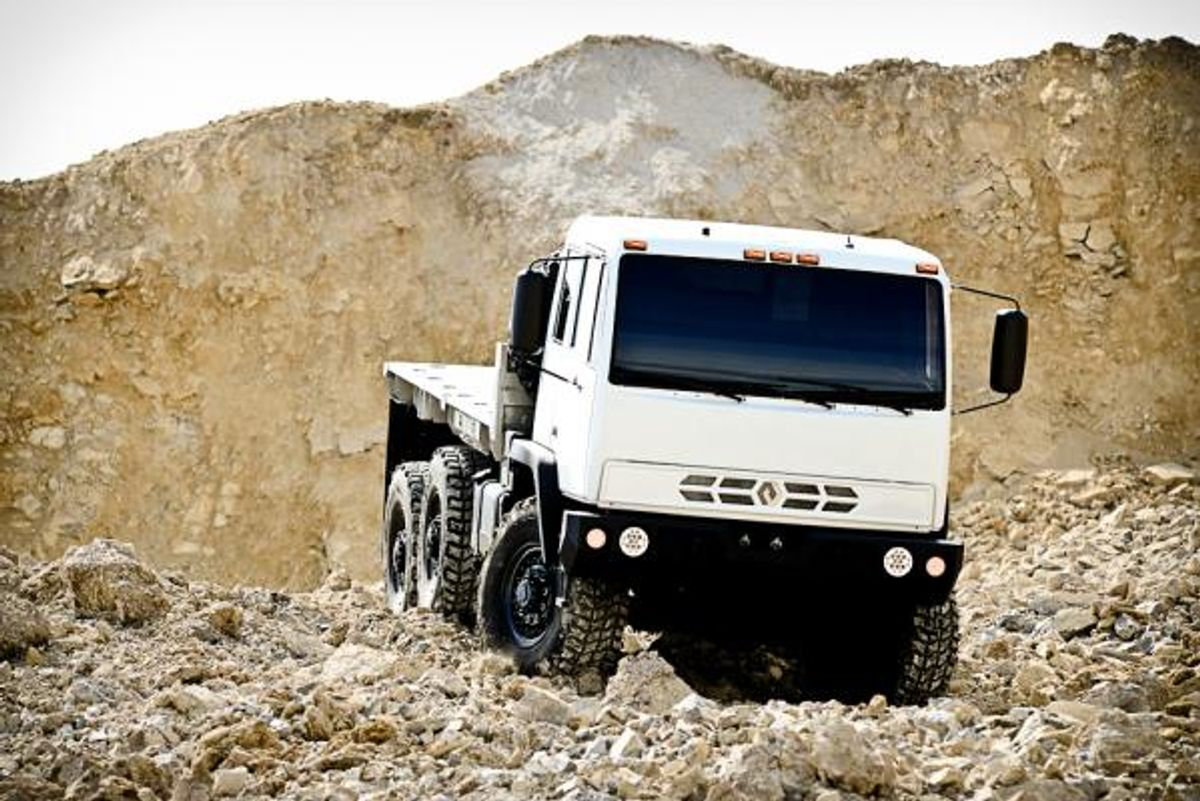 Acela Truck Gains GSA Listing