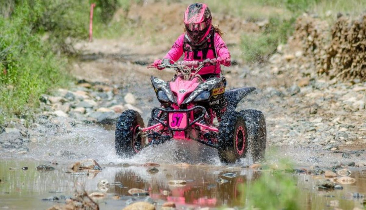 ATV Racer Profile: Dakota Hibler
