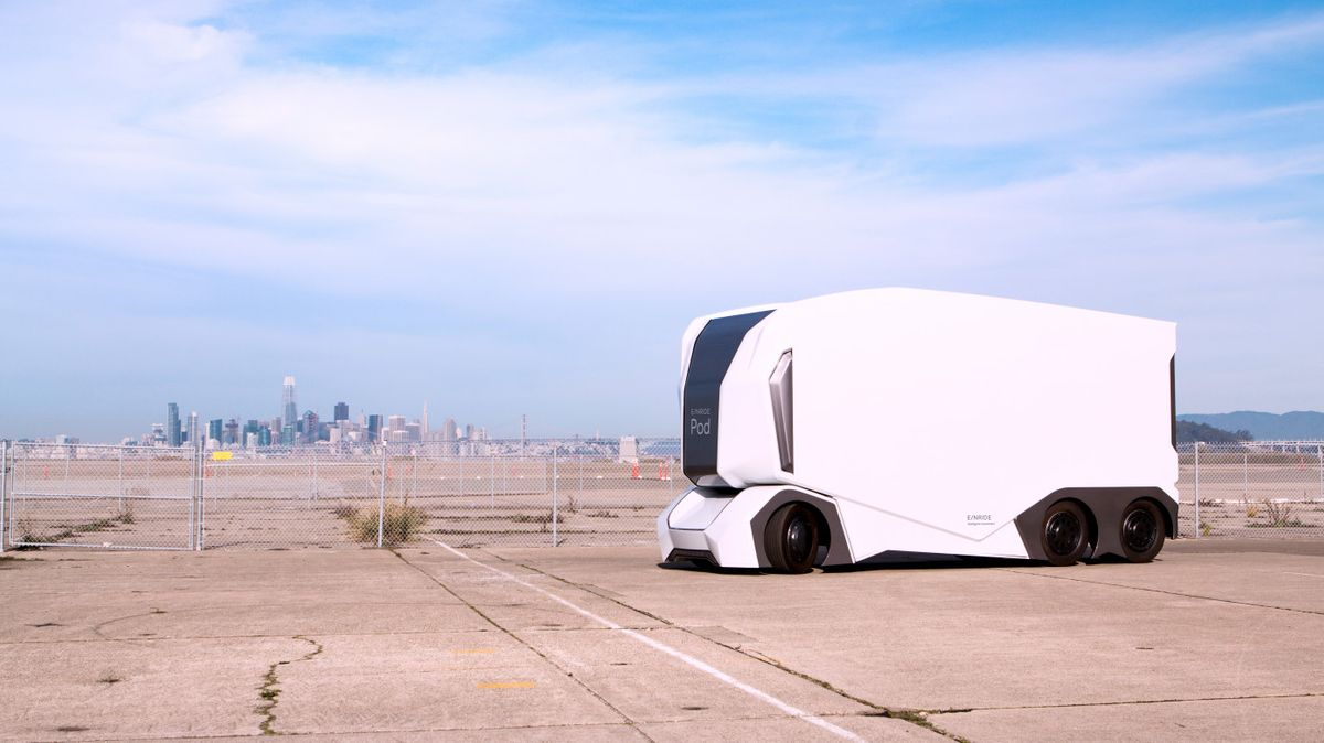 Autonomous Trucking Startup Einride Eyes US Market with $25 Million in New Funding