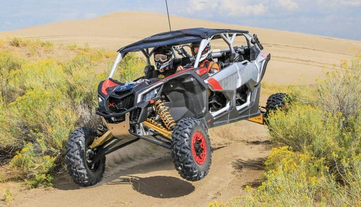 Can-Am X3 Max XRS Turbo RR