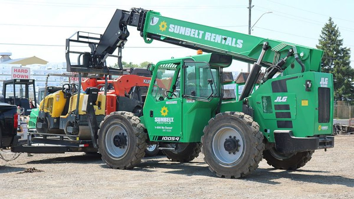 Canada's Equipment Rental Revenue Forecast Improves for 2019