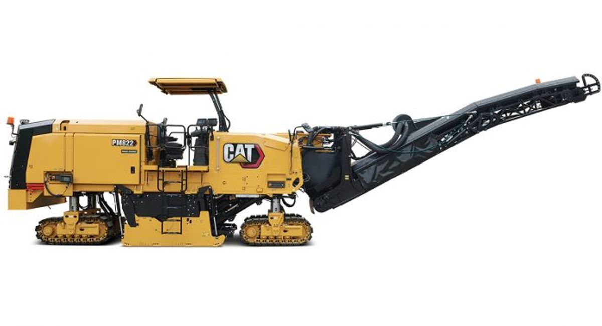 Caterpillar Tweaks its Lineup of Cold Planers