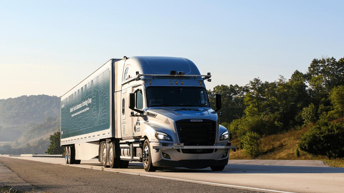 Daimler, Torc Extend Autonomous Truck Testing to New Mexico