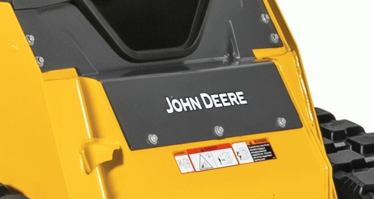 Deere Sales Down 18 Percent
