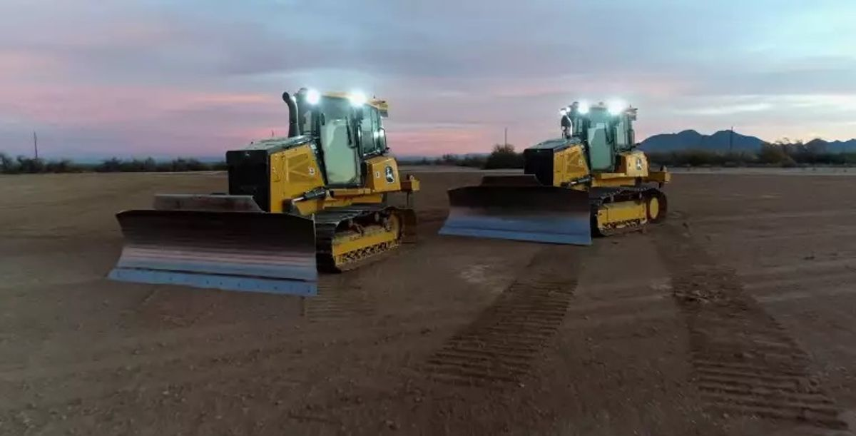 Deere Taps Stone to Lead Reorganized Construction & Forestry Equipment Division