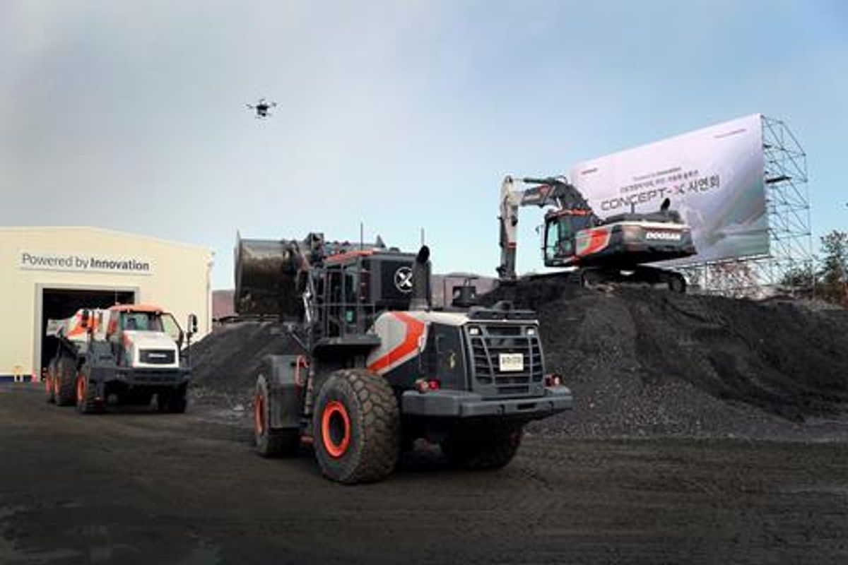 Doosan's Automated Solutions