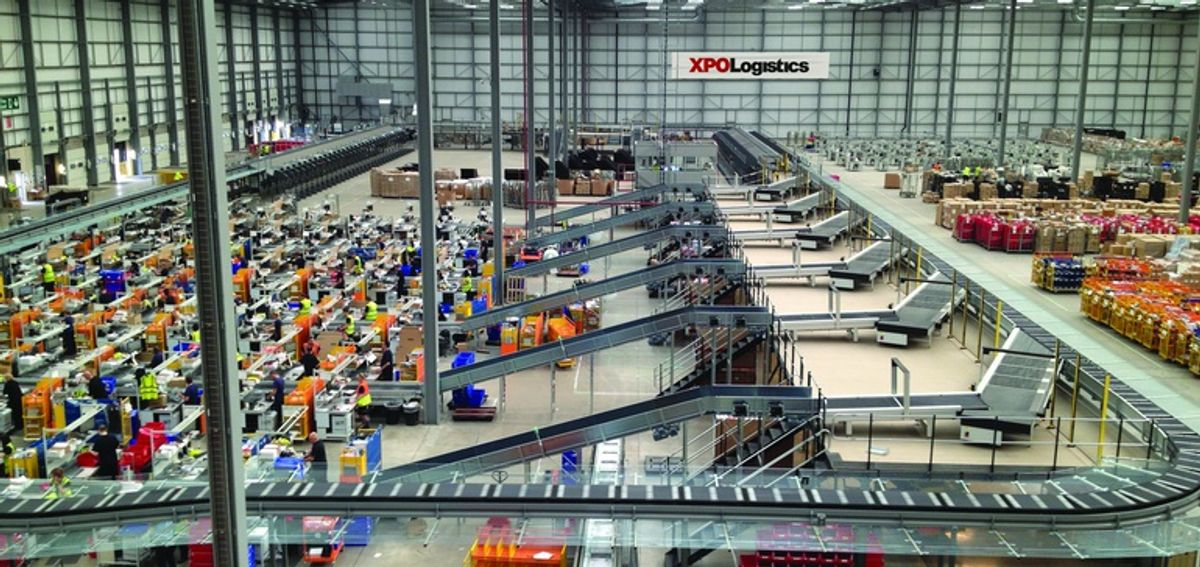 E Commerce Driving Robust Warehouse Construction Market