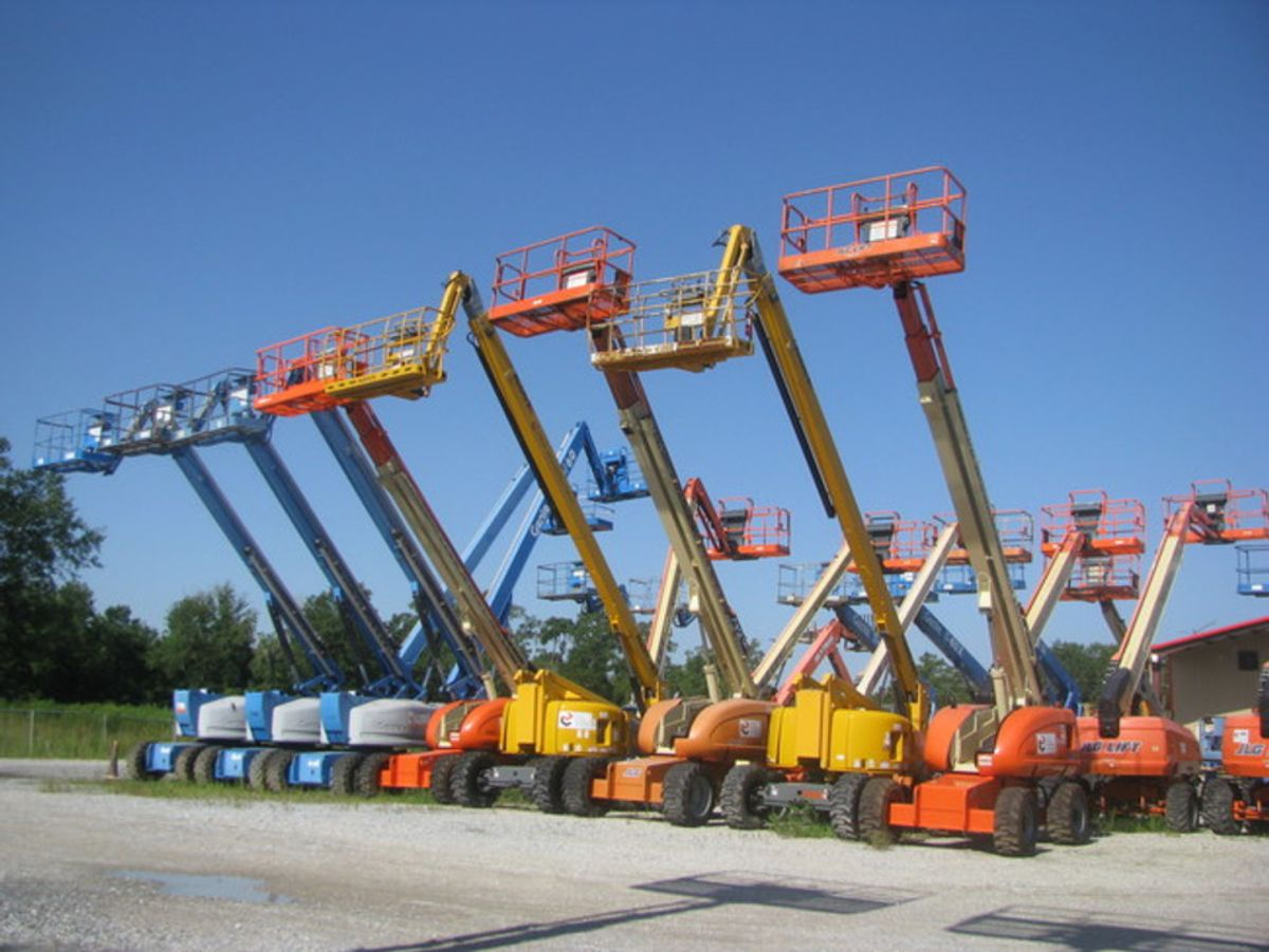Equipment Rental Revenue Expected to Outpace Economic Growth