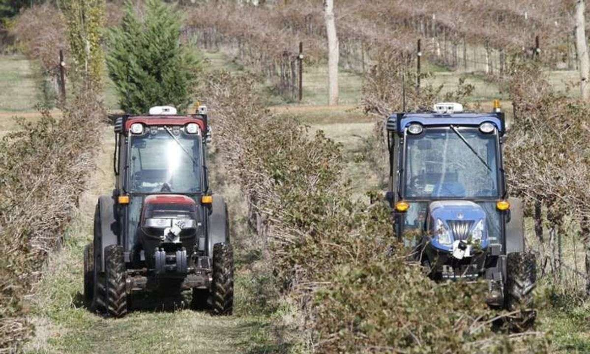 High-Tech Agriculture: Farmers Risk Being 'Locked In' to Unsustainable Practices