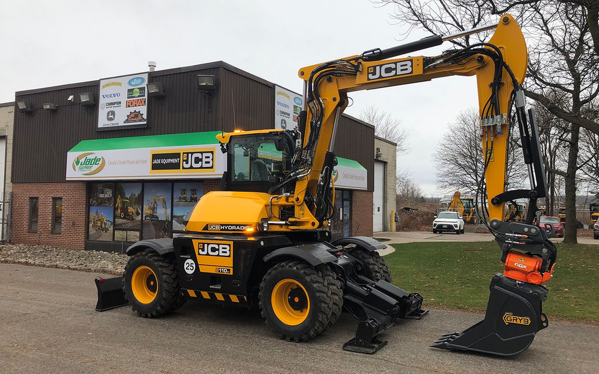 JCB's Hydradig Is Capable Of Tackling More Than Just Digging