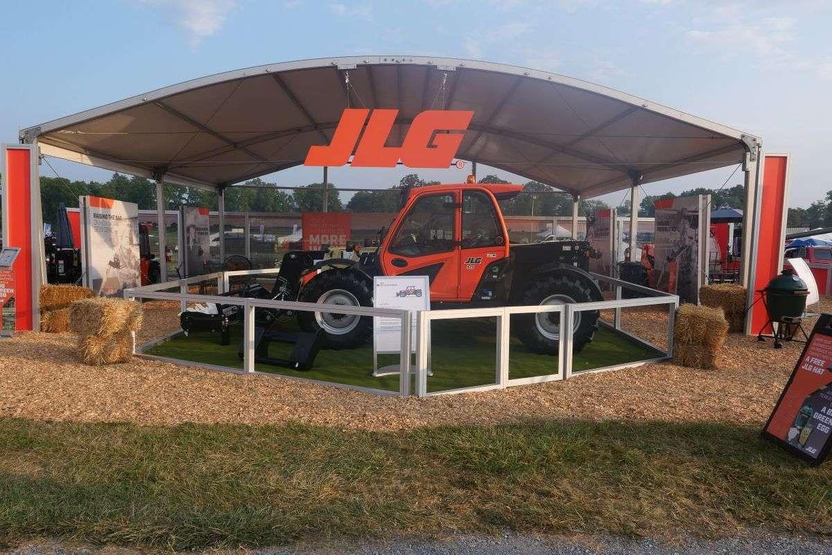 JLG Enters Agriculture Market