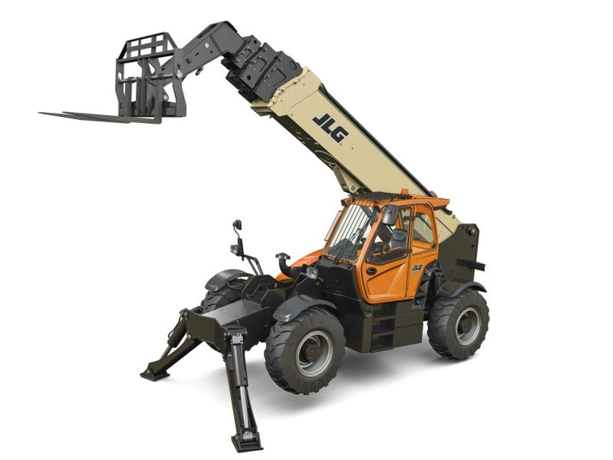 JLG Introduces 8-Story Lift Height Fixed Telehandler
