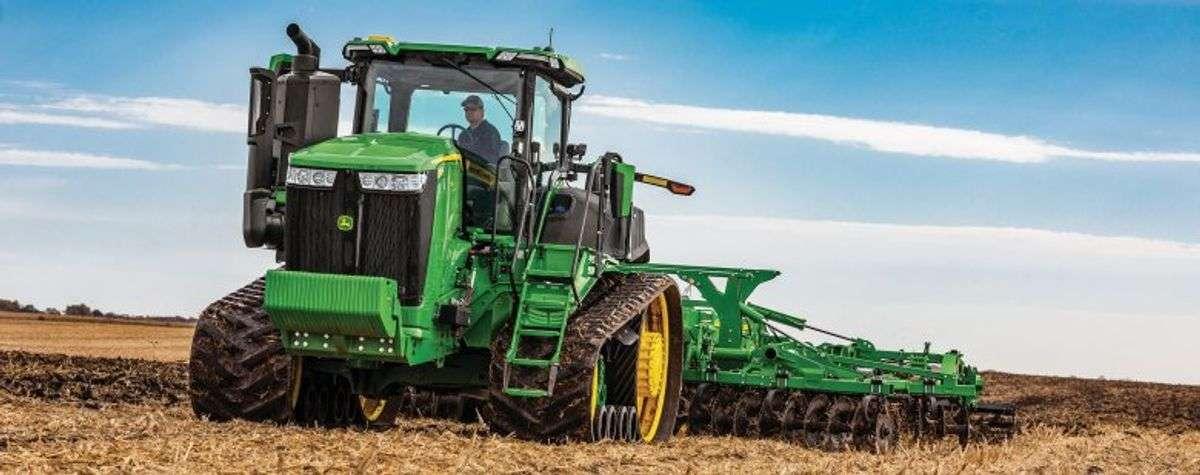 John Deere 9 Series Tractors Get An Update For 2022