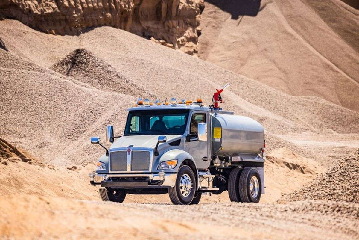 Kenworth Intros All New Medium-Duty Lineup with Lower, Wider Cabs
