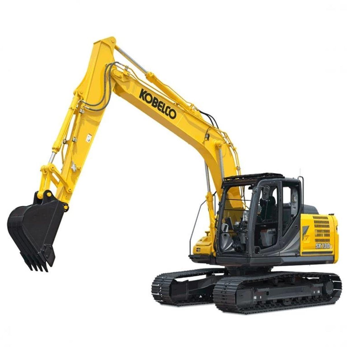 Kobelco's New SK130LC-11 Excavator the First in Next-Gen Lineup