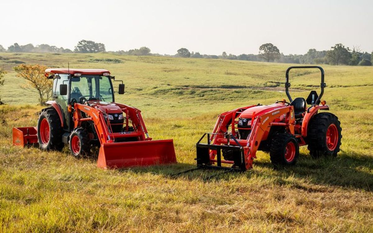 Kubota Relaunches its Entry Utility Tractor Line
