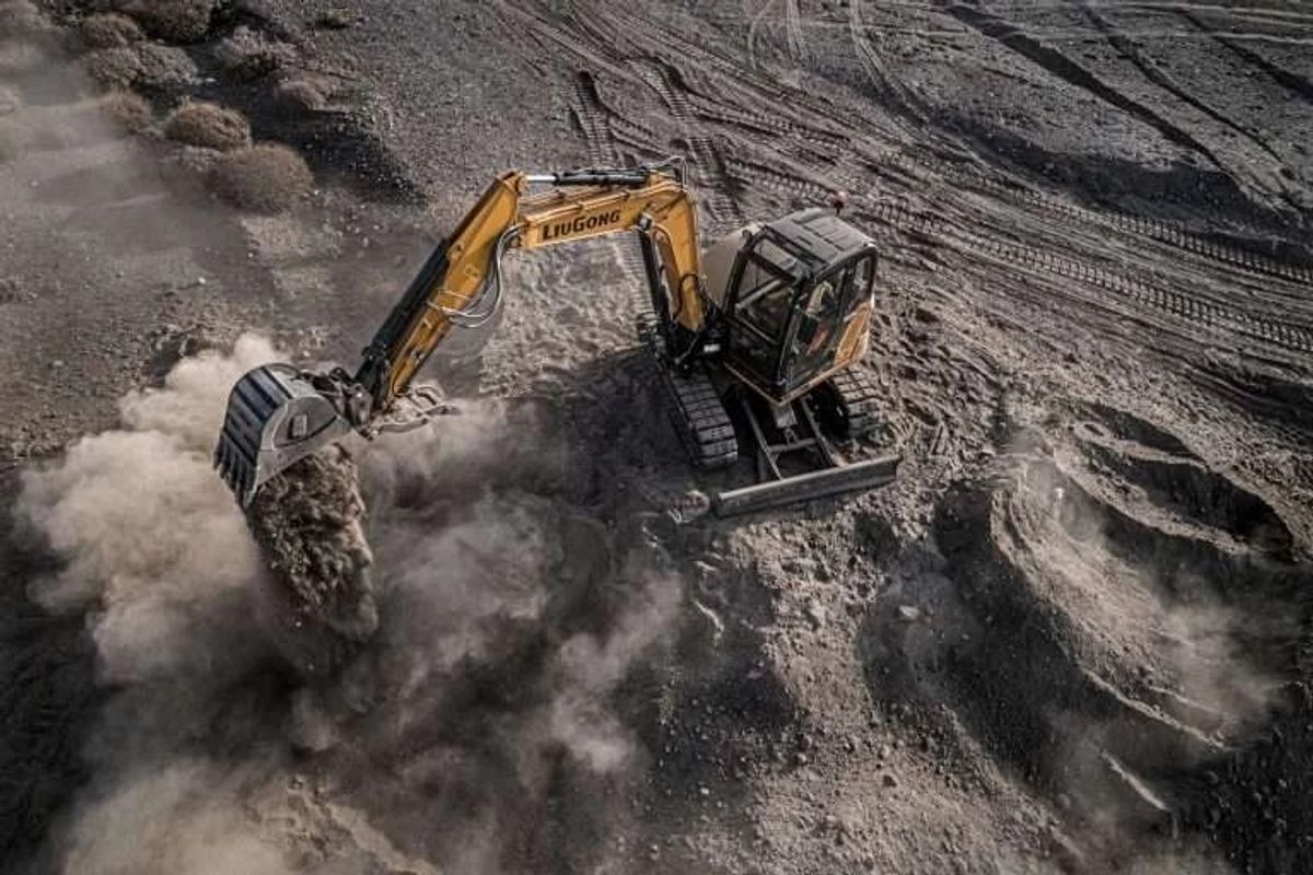 LiuGong Intros 909ECR, Its First Excavator In The Popular 8- to-10-Metric-Ton Size Class