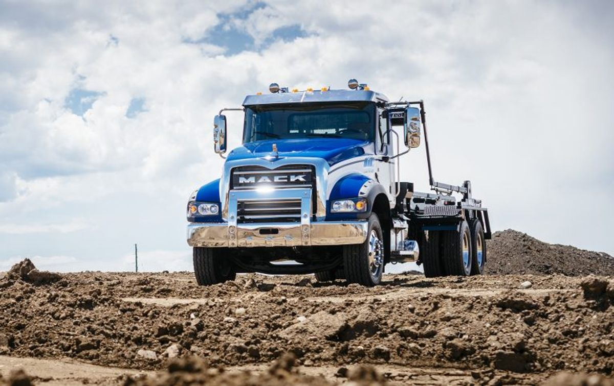 Mack Intros Connected Vehicle Service for Improved Maintenance Planning