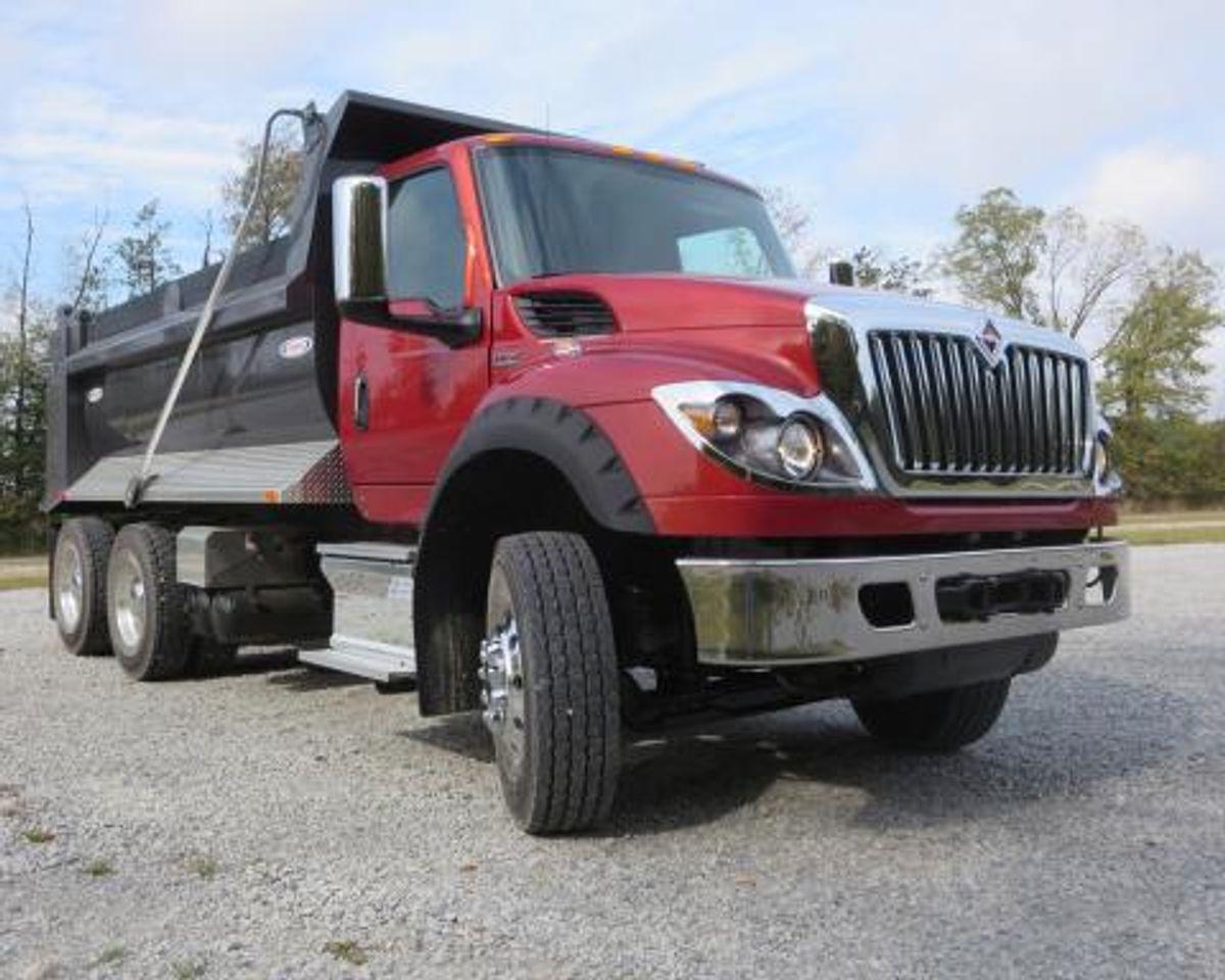 Navistar International 360 Connects Trucks to Service