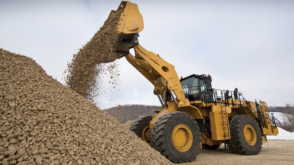 New Cat Wheel Loader Increases Efficiency By Up To 48 Percent