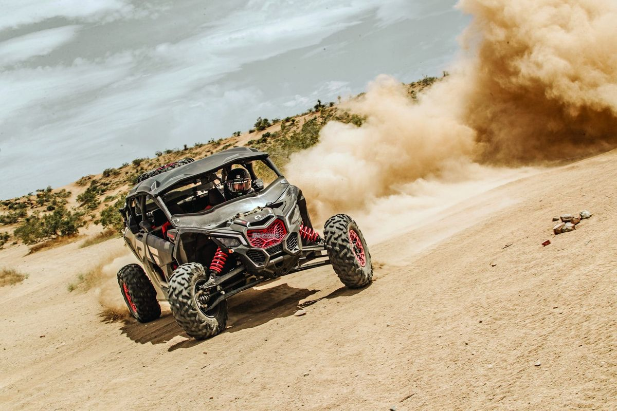 New Models: 2021 Can-Am Maverick X3 X Rs turbo RR With Smart-Shox