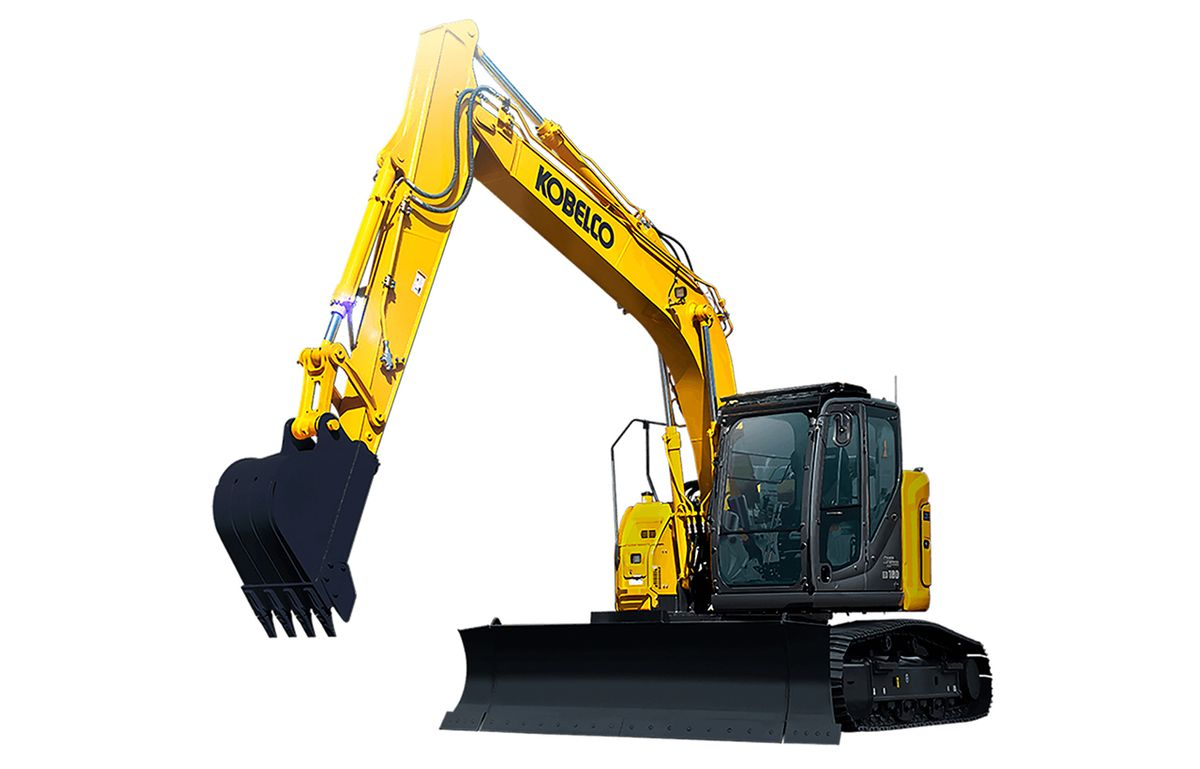 Next Generation Blade Runner Excavator Introduced By Kobelco