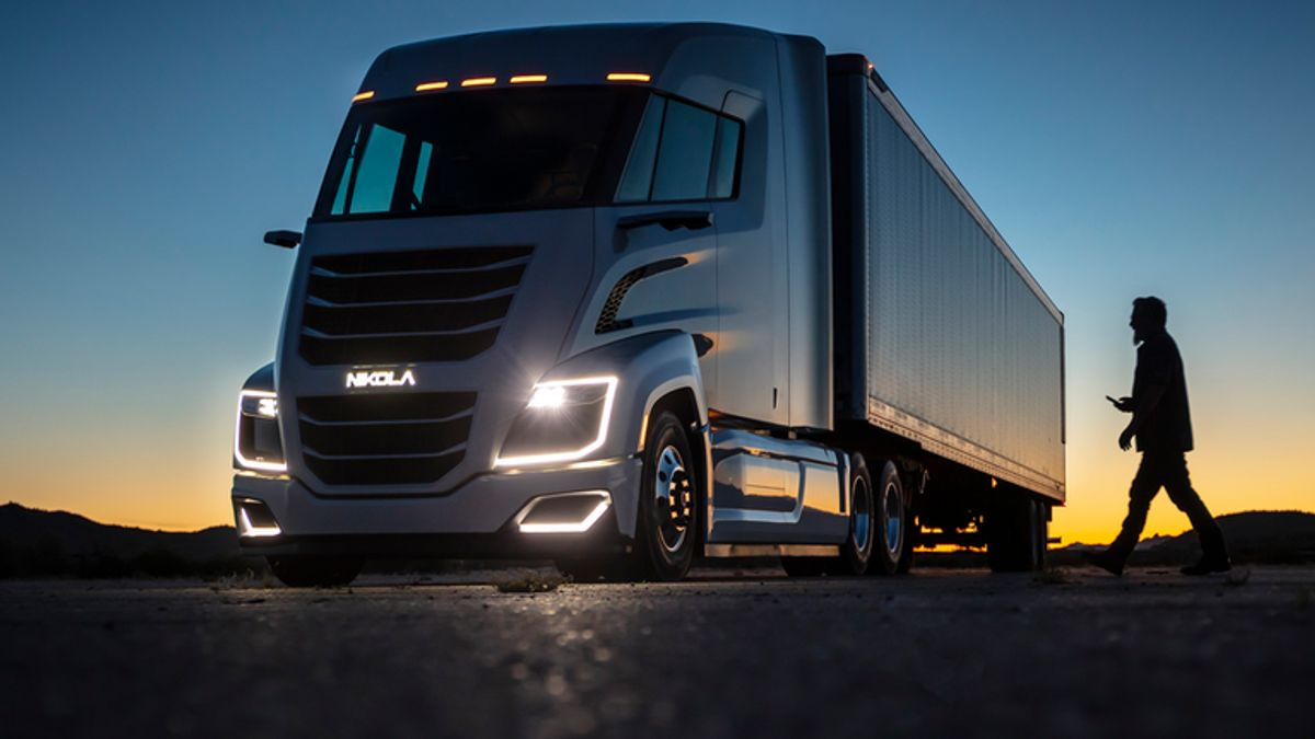 Nikola's Future Up in Air After Hindenburg Report