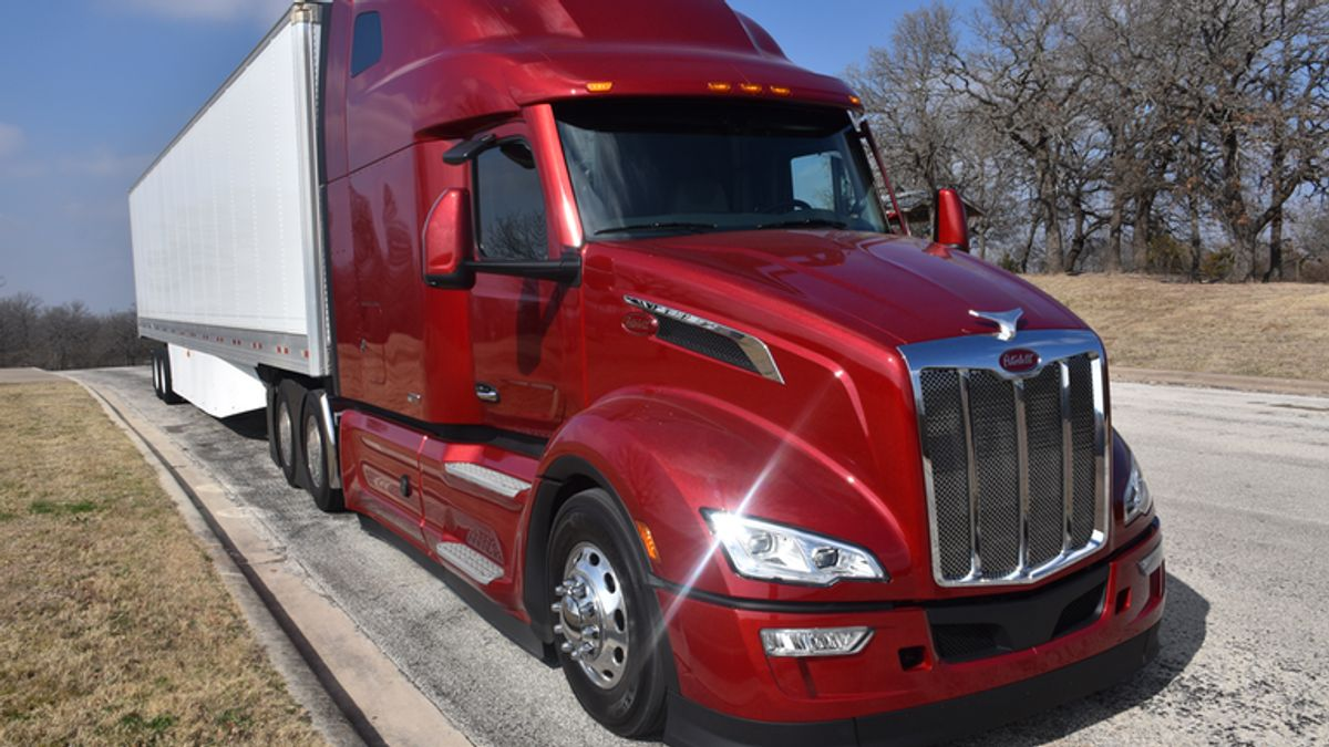 Peterbilt Unleashes Most Game-Changing' Truck To Date