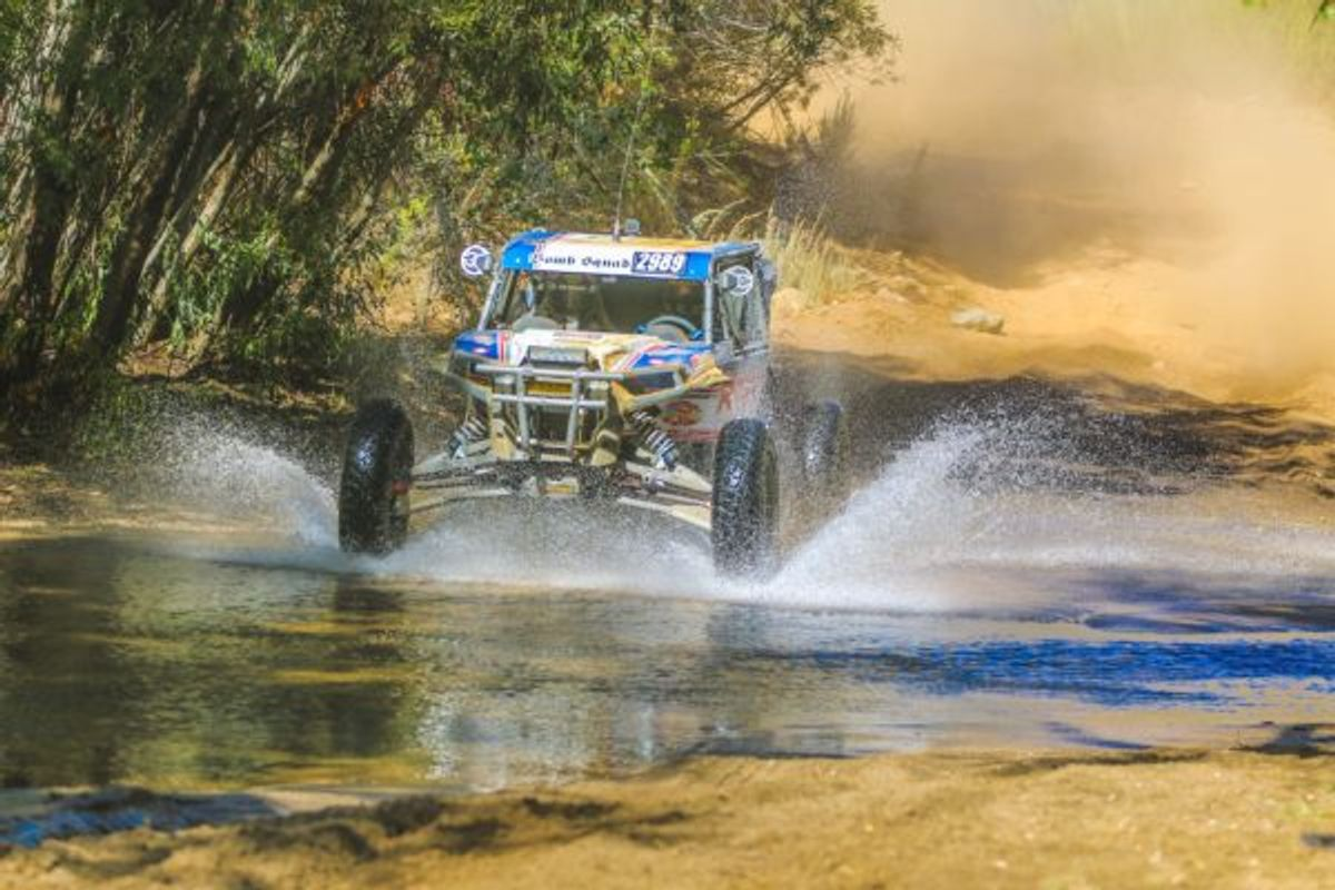 Polaris Wins Two Classes at the Inaugural Score Baja 400