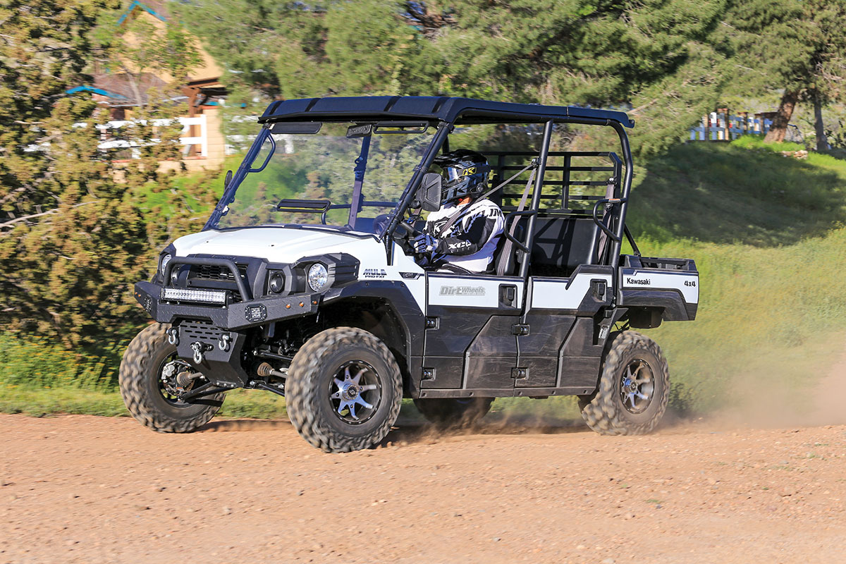Project UTV: Workhorse In Force