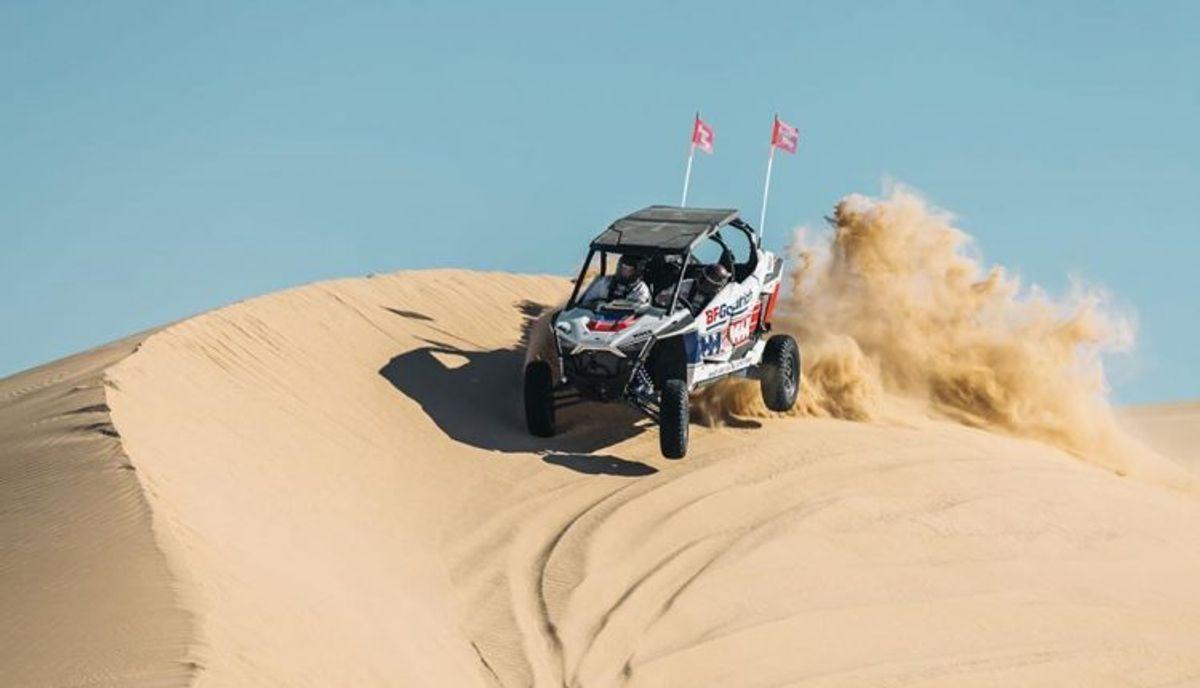 Sema Names Rzr Pro Xp Powersport Vehicle of the Year