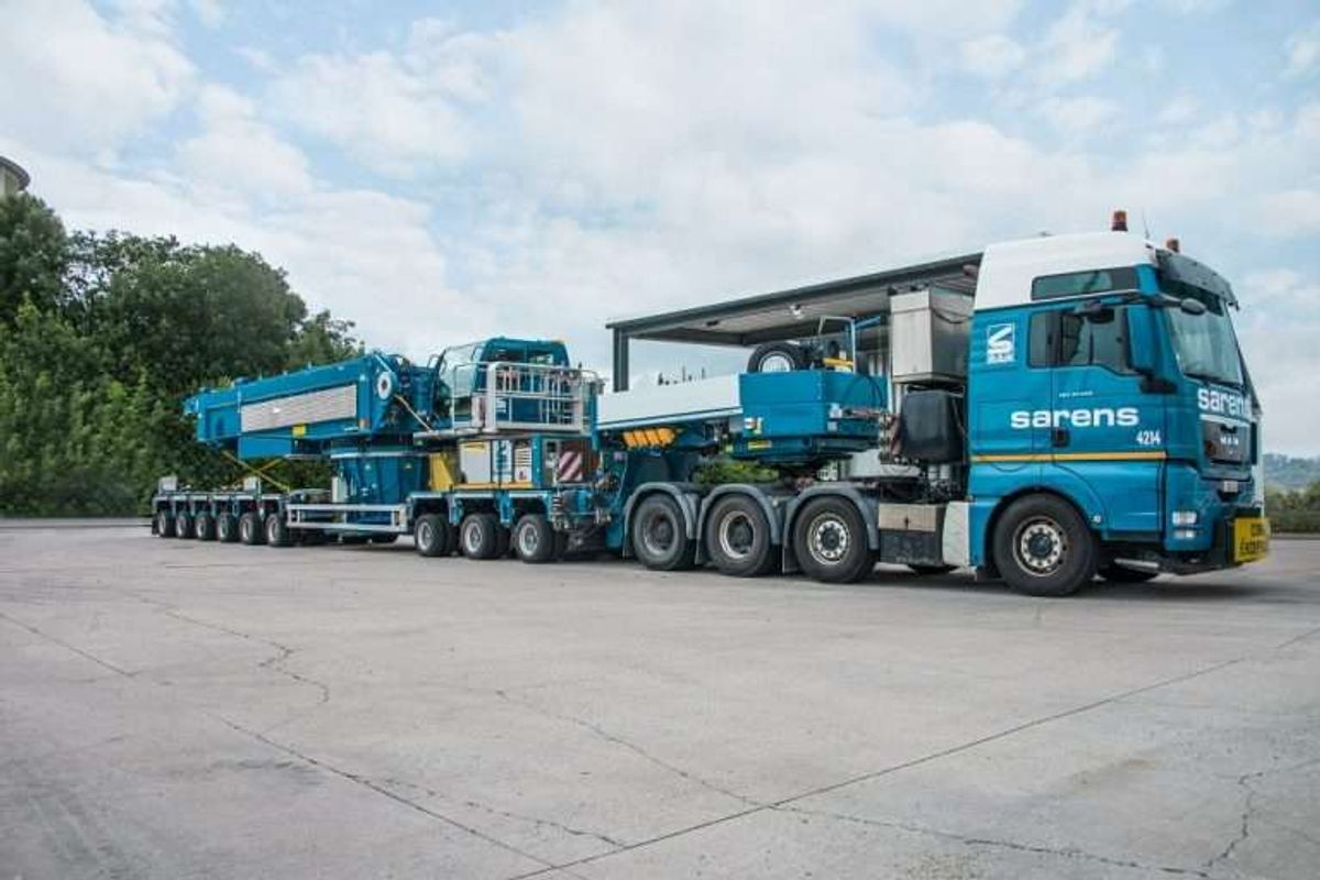 Terex Completes Sale of Demag Mobile Crane Business to Tadano