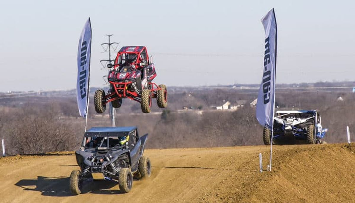 Texas Race Series Round 2