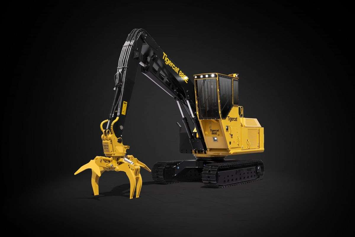 Tigercat Expands Forestry Lineup With Back-To-Back Equipment Releases