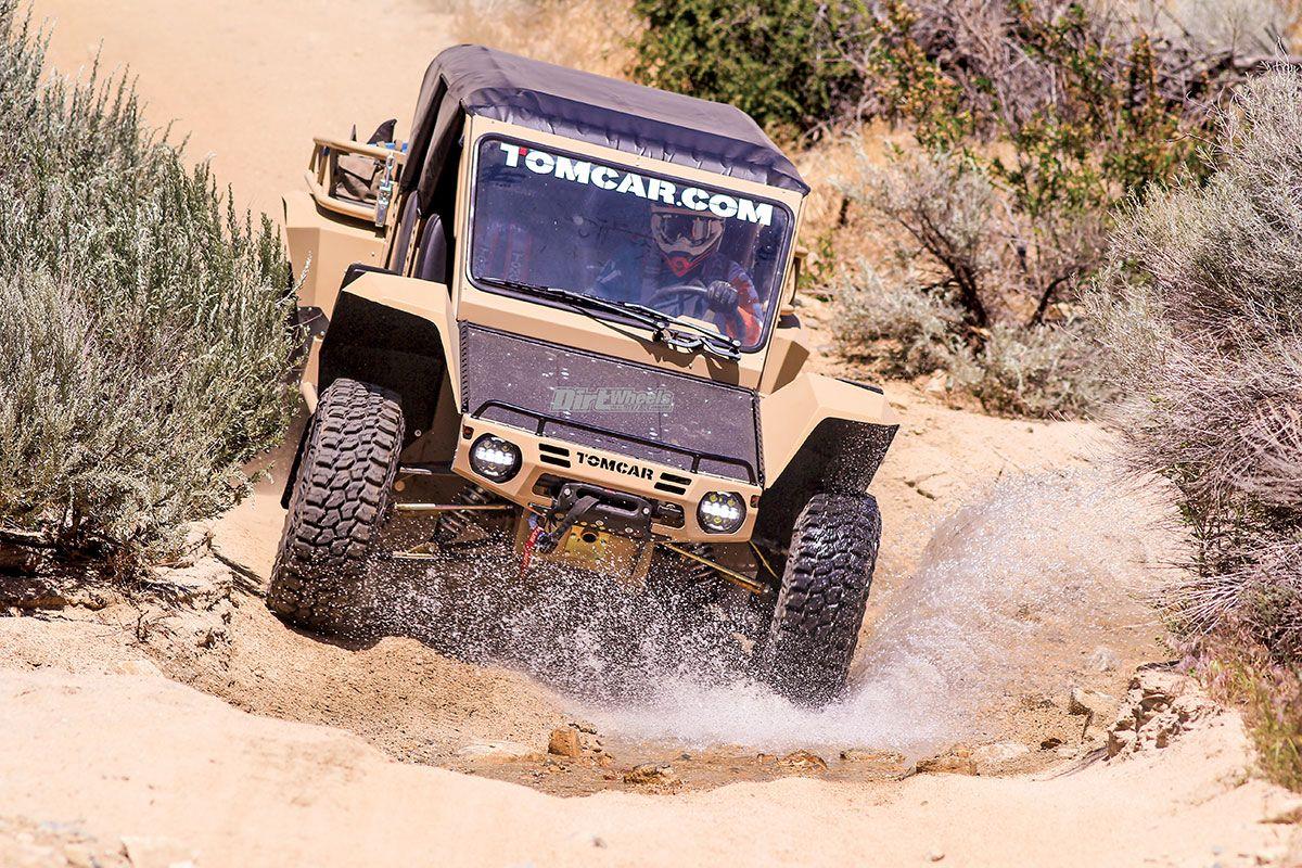 Tomcar-Tx4-Trail-Test