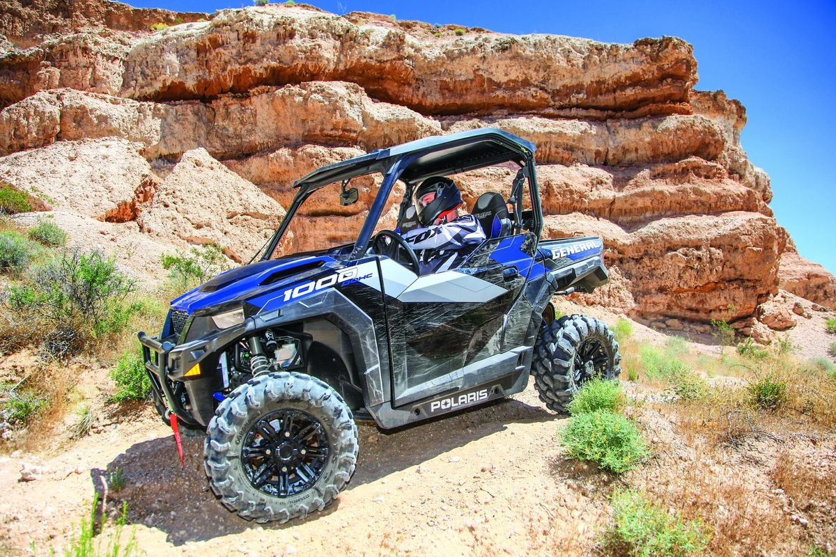 UTV Test: 2020 Polaris General Deluxe