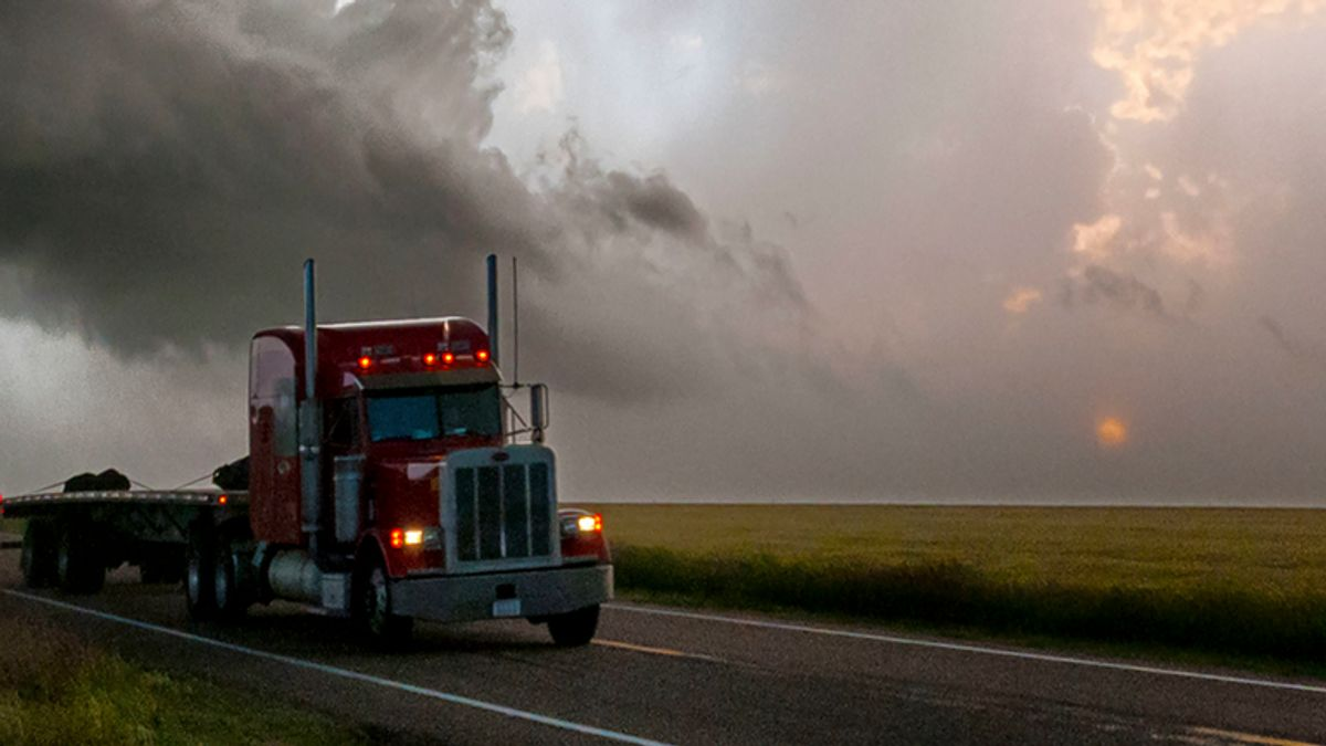 Unexpected Load-to-Truck Ratio a Bright Spot in Dark Times