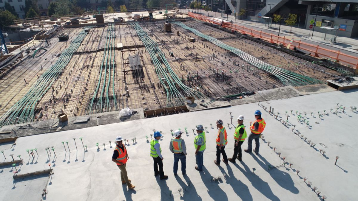 United Rentals Shares Its Four Pillars of Construction Site Productivity
