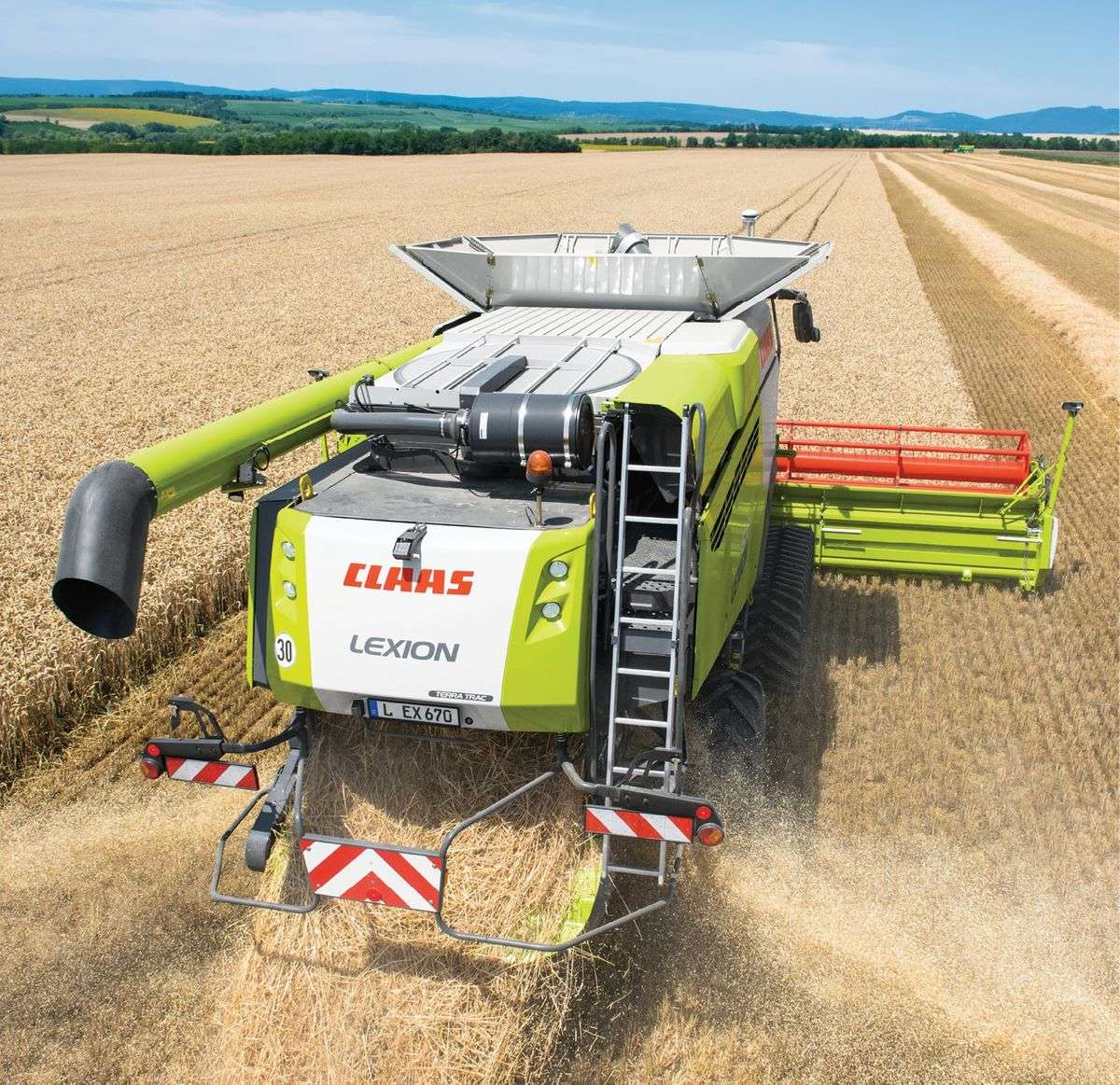 Unmanned Systems Grow in European Agriculture