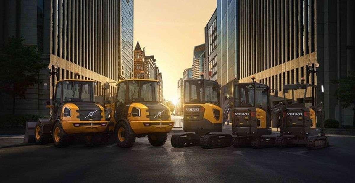 Volvo CE Boosts Sales 11% Despite Sharp Drop In China