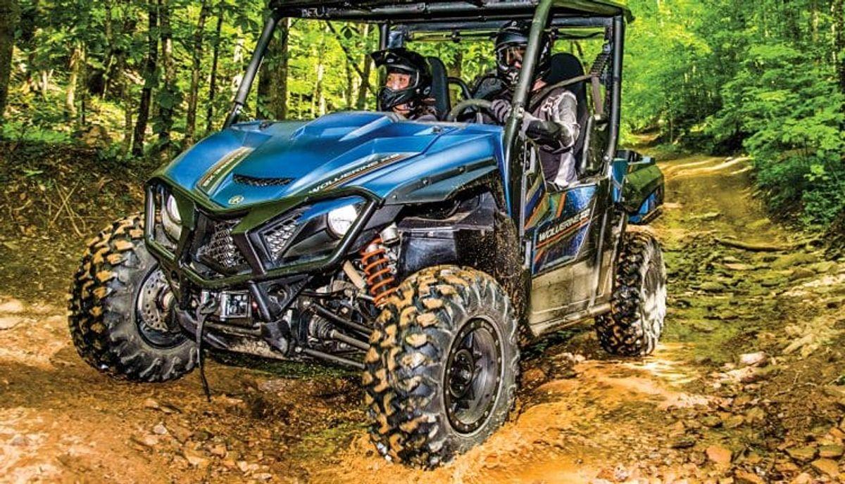 Yamaha Wolverine X2 Se